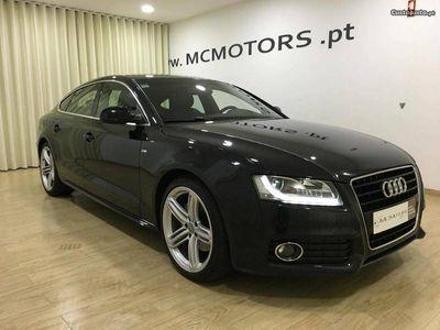 brugt Audi A5 SLine 3.0 TDI V6