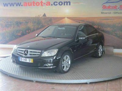 usado Mercedes C220 CDI AVANTGARD
