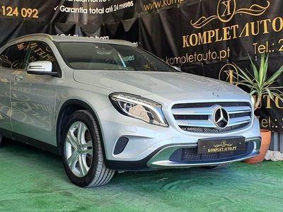usado Mercedes GLA200 URBAN 2.2 cdi