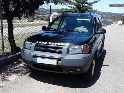 usado Land Rover Freelander 2.0 Td