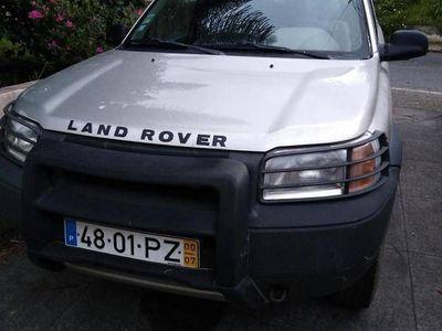 gebraucht Land Rover Freelander Di