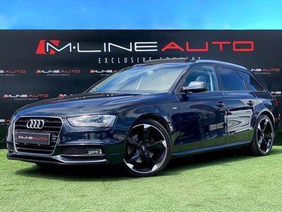 usado Audi A4 Avant SLINE Automático Nacional