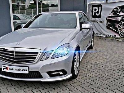 usado Mercedes E250 Avantgard Amg