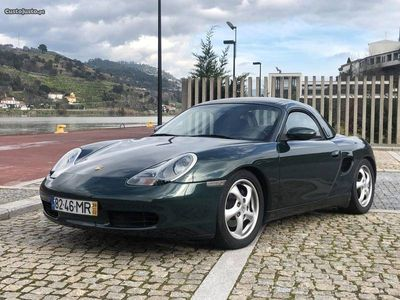 usado Porsche Boxster 2.5 tiptronic
