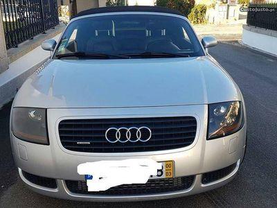 usado Audi TT 4x4