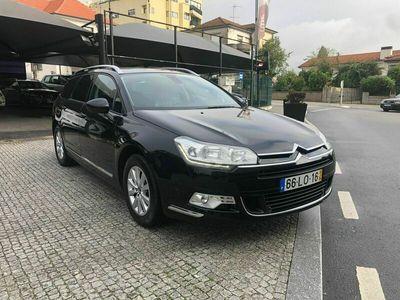 usado Citroën C5 Tourer 1.6 e-HDi Séduction Air.CMP6