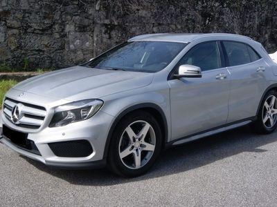 usado Mercedes GLA200 cdi AMG ano 2015, 20mkms