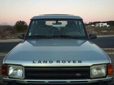 gebraucht Land Rover Discovery 2.5 tdi