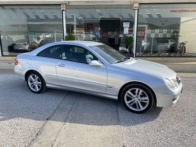 usado Mercedes CLK220 Coupe