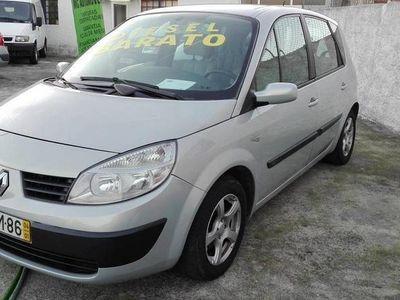 usado Renault Scénic 1.5 Dci 80Cv -