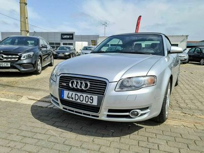 usado Audi A4 Cabriolet 2.0 Tdi S-Line
