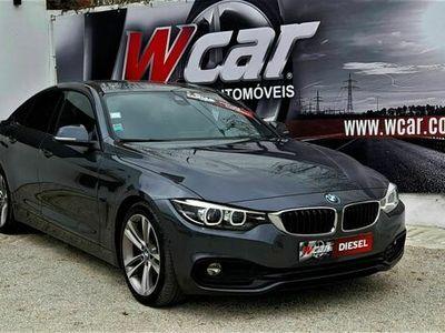 usado BMW 420 Gran Coupé Line Sport