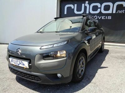 usado Citroën C4 Cactus 1.6 BLUE-HDI SHINE
