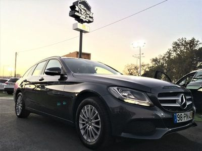usata Mercedes C220 BlueTEC 7 G TRONIC 170 CV