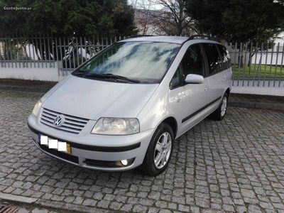 usado VW Sharan 1.9TDI115CV HIGHLINE