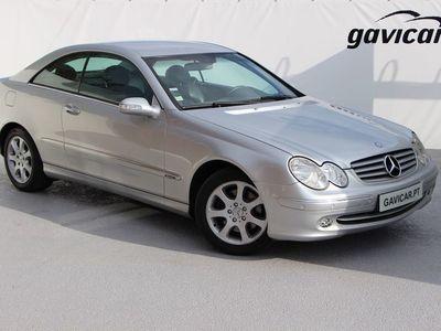 usado Mercedes CLK270 2.7 CDi ELEGANCE