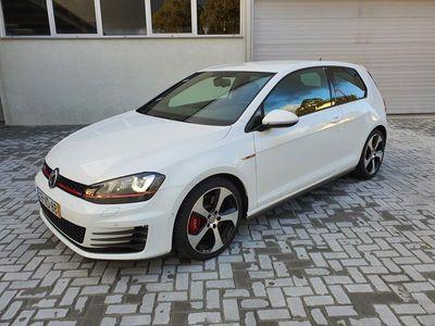 usado VW Golf VII GTI