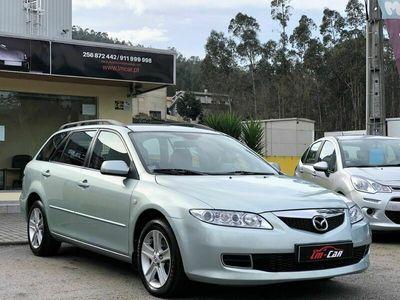 usado Mazda 6 MZR-CD 2.0 Sport