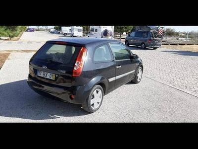 usado Ford Fiesta 16v