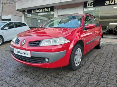 begagnad Renault Mégane Break 1.5 DCi .000km