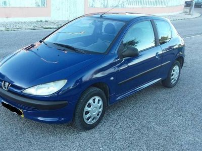 brugt Peugeot 206 1.9 diesel