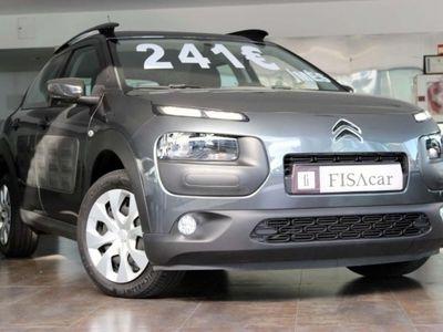 usado Citroën C4 Cactus 1.6 BlueHDi Live (100cv) (5p)