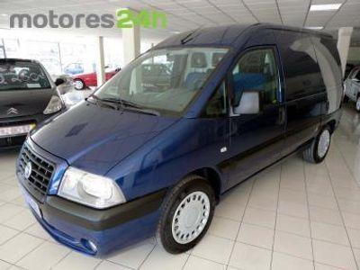 usado Fiat Scudo 2.0JTD Cargo