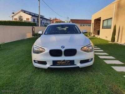 usado BMW 116 D automático