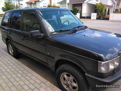 usado Land Rover Range Rover Motor BMW