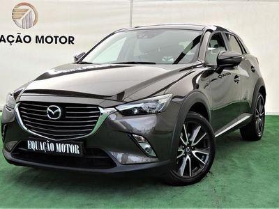 usado Mazda CX-3 1.5 Skyactiv-D Excellence Navi