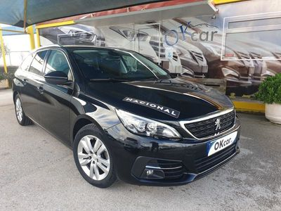 usado Peugeot 308 SW 1.5 BlueHDi Active Pack Style