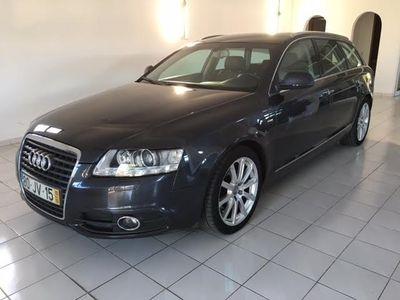 usado Audi A6 Avant 2.0 TDie S-line (136cv) (5p)