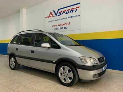usado Opel Zafira 2.2 DTi ELEGANCE 7 LUGARES