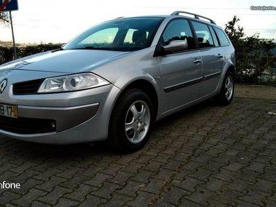 usado Renault Mégane breack 1.5 dci 105cv