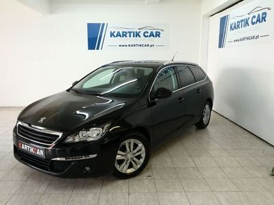 usado Peugeot 308 SW 1.6 HDi Allure FULL LETHER