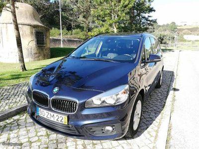usado BMW 216 Grand Tourer SE Business Edition 7 L
