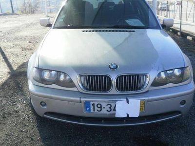 usata BMW 320 320 D 136CV