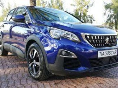 usado Peugeot 3008 Blue Hdi EAT6 Active Line