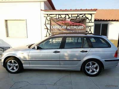 usado BMW 320 D Touring GPS