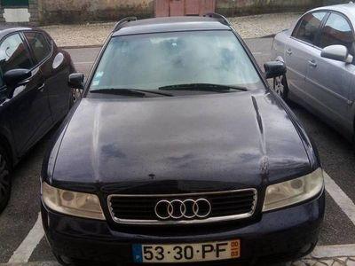 usado Audi A4 Avant 1.6