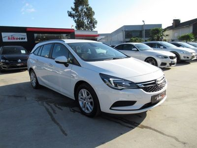 usado Opel Astra 1.6 CDTI Business 110cv