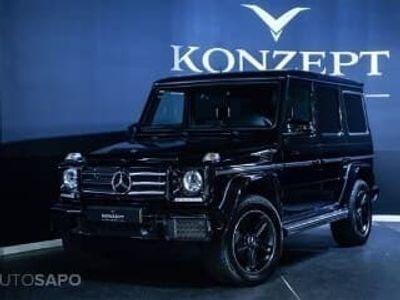 usado Mercedes G350 Classe Gd (240 cv) (5p)