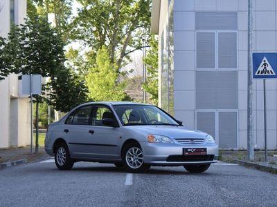 usado Honda Civic VII Sedan AC Nacional