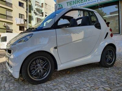 usado Smart ForTwo Cabrio 1.0 mhd Passion 71 (71cv)