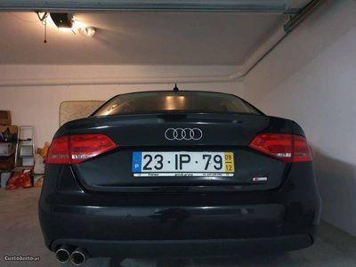 usado Audi A4 A4S-lineMulti Urgent