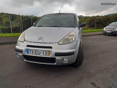 usado Citroën C3 Pluriel 1.4 HDI Cabrio