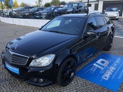usado Mercedes C200 ClasseCDi Avantgarde 136 Cv
