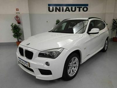 usado BMW X1 20d XDRIVE | PACK M | CX.AUT DESPORTIVA | XENON