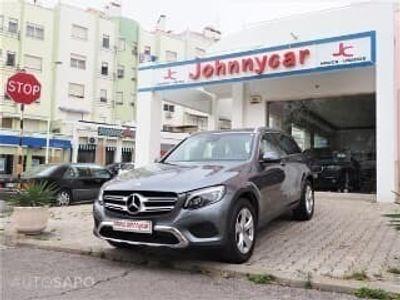 usado Mercedes GLC250 Classed Exclusive 4-Matic (204cv) (5p), Diesel