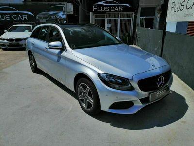 usado Mercedes C200 D Exclusive Aut.